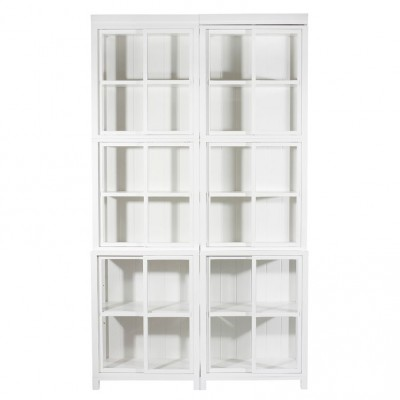 Glass cupboard Villinki