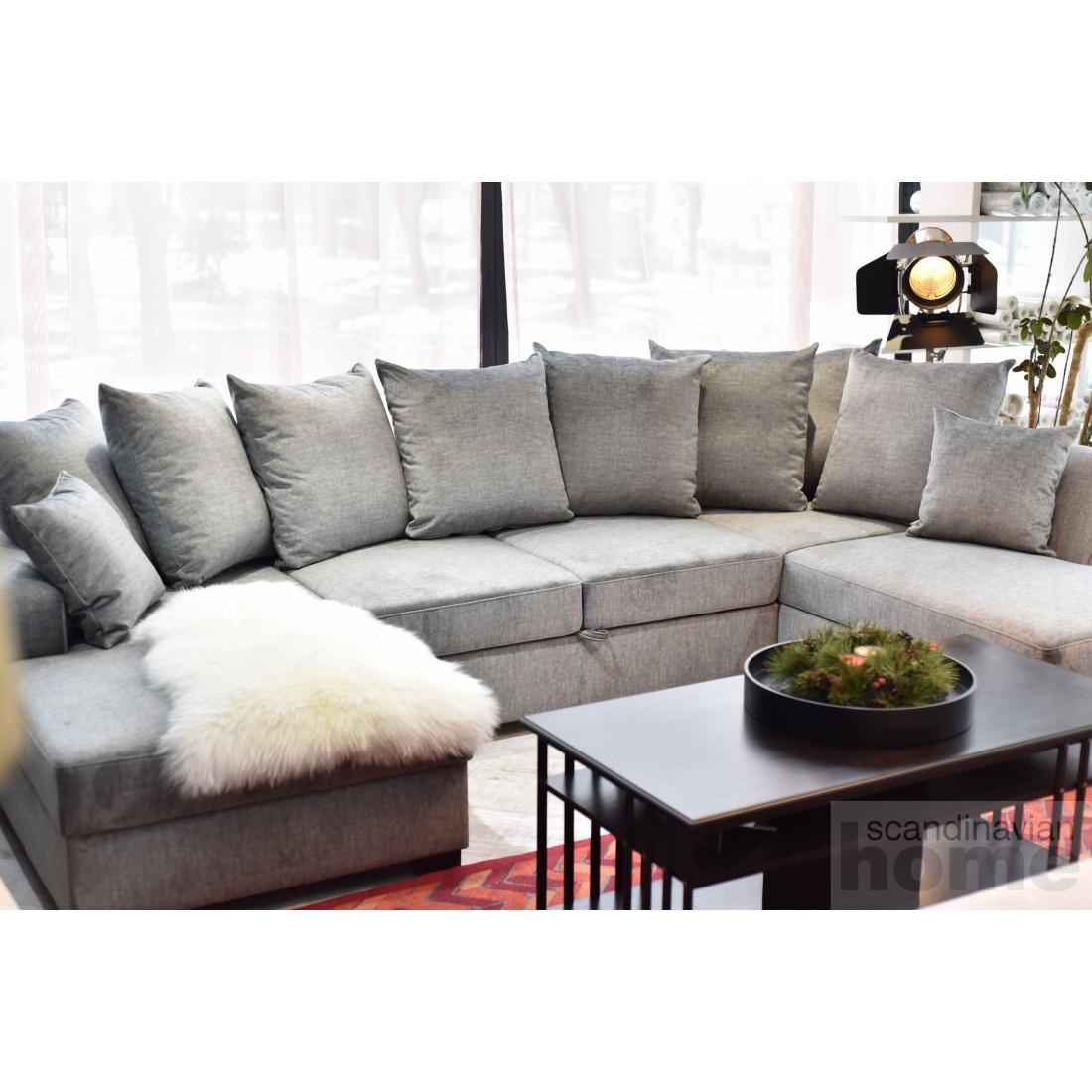 Denver modular folding sofa
