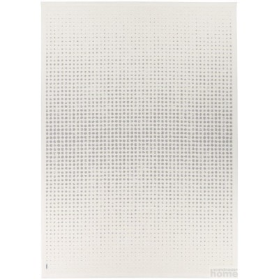 HELME white Two-sided Rug