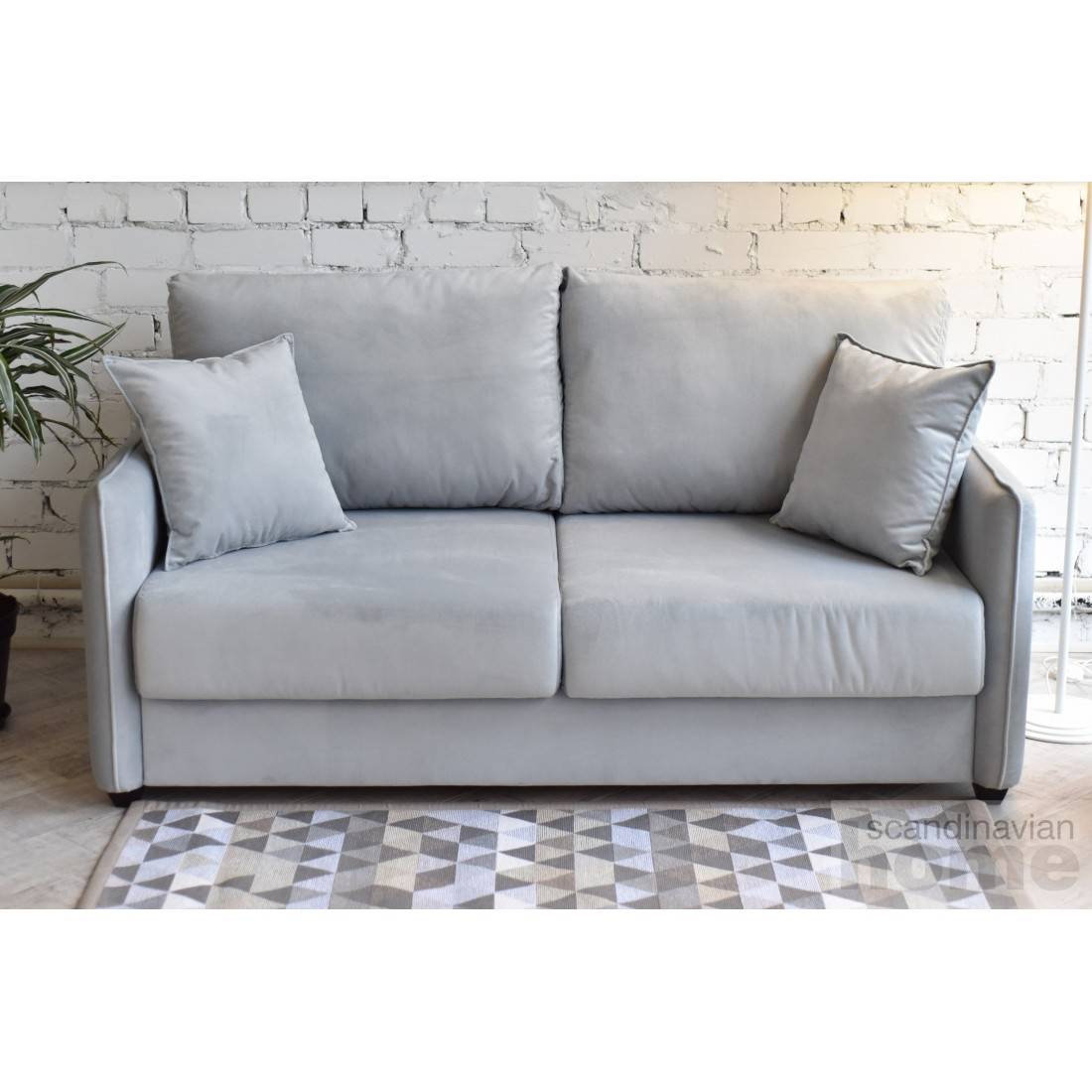 Anne flat folding sofa