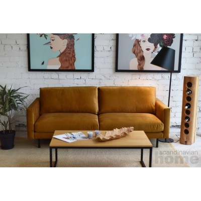 Turku 3.5-seater flat sofa