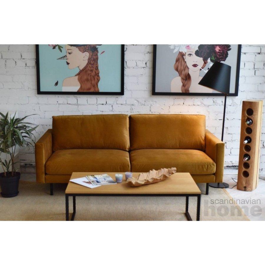 Turku 3.5-seater flat sofa