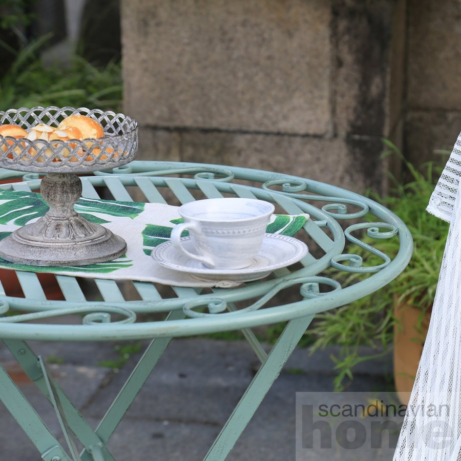 Balcony set MINT table and 2 chairs