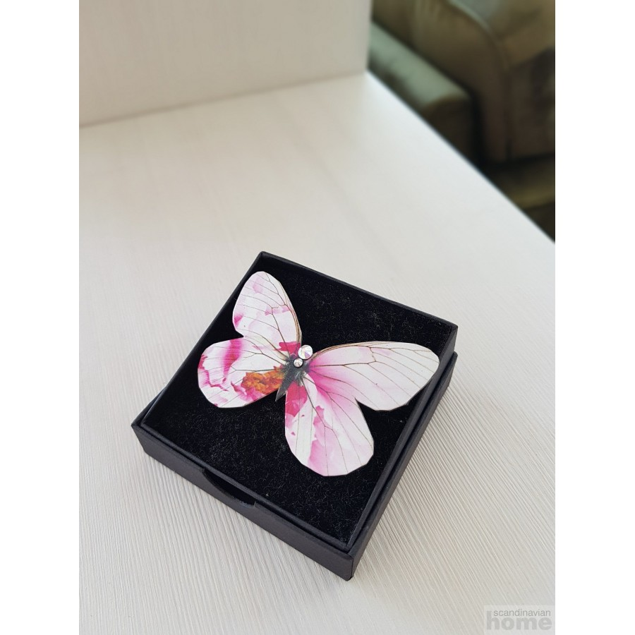 butterflies in assortment