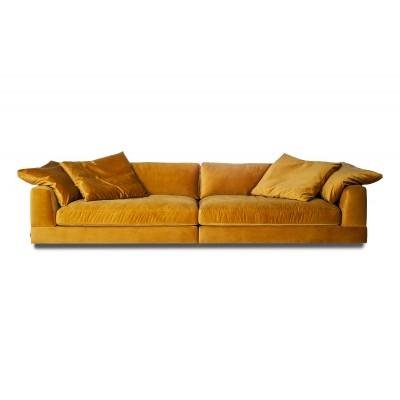 Infinity flat modular sofa