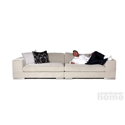 Lazy flat sofa