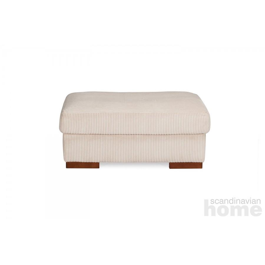 Lazy flat modular sofa
