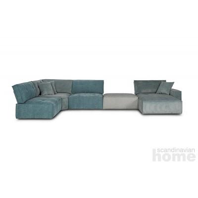 Модульный угловой диван Levi