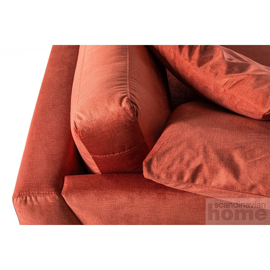 Lodge (4) flat modular sofa